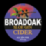 Broadoak Sloe Gin cider