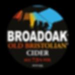 Broadoak Old Bristolian cider