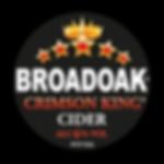 Broadoak Crimson King cider