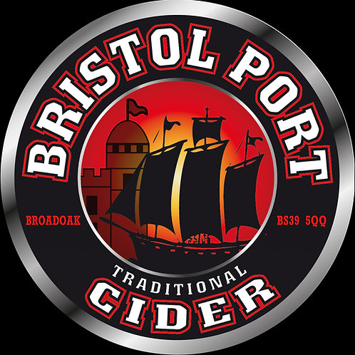 Broadoak Bristol Port Cider Bag-in-Box