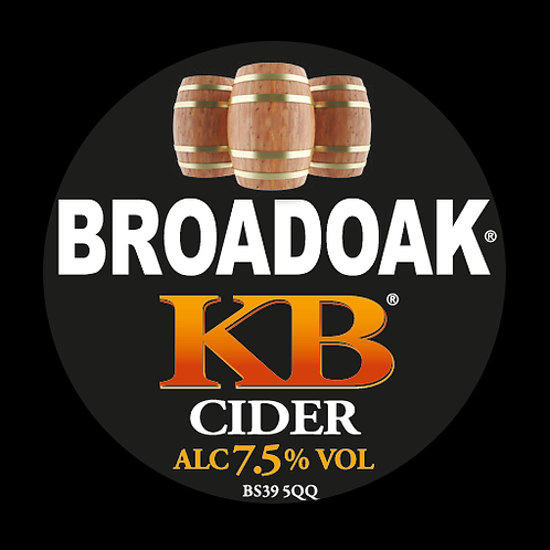 Broadoak K.B. Cider Bag-in-Box
