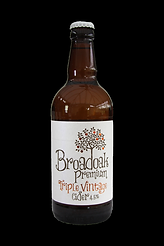 Broadoak Triple Vintage cider