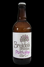 Broadoak Purple Haze cider