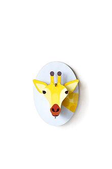 Girafe kit déco 3D
