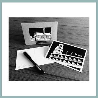 Cartes postales Camille Toussaint