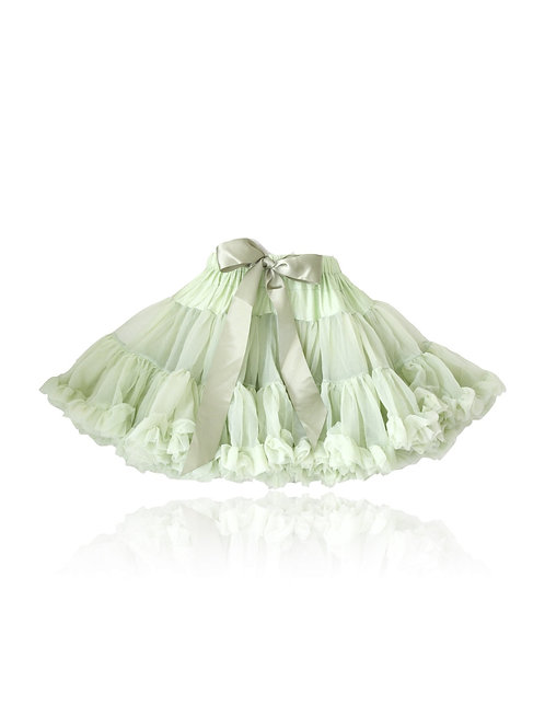 DOLLY by Le Petit Tom ® DRAGONFLY FAIRY PETTISKIRT neo mint