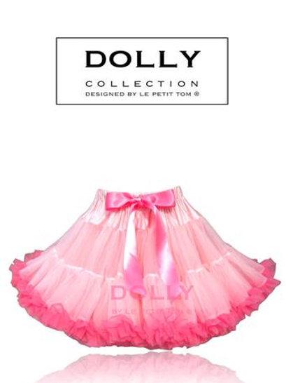 DOLLY BY LE PETIT TOM ® JACKY KENNEDY PETTISKIRT rose watermelon