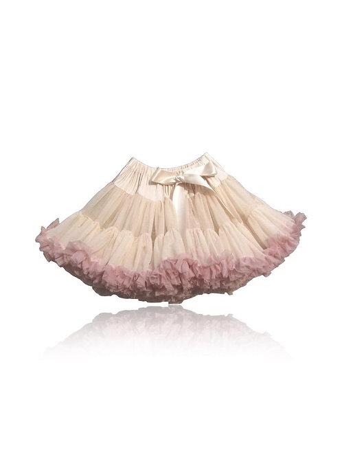 DOLLY BY LE PETIT TOM ® BRIGITTE BARDOT PETTISKIRT cream - dusty pink