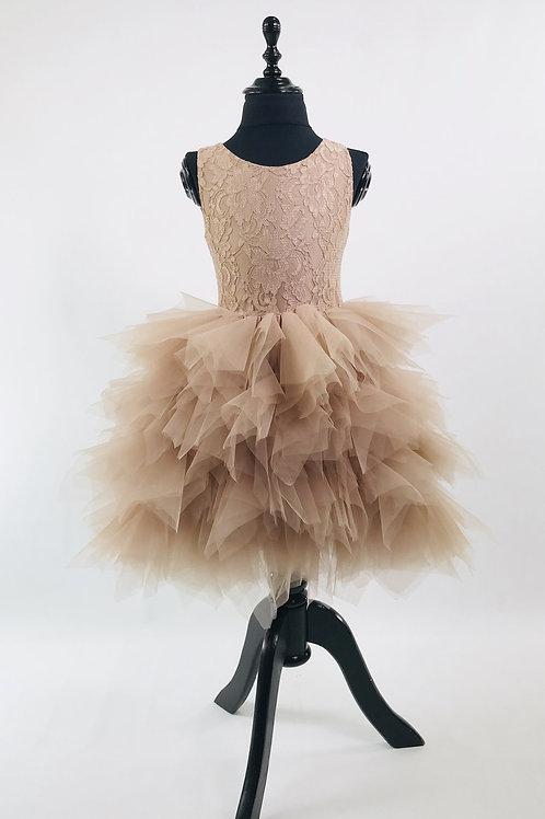 LACY PIROUETTE TUTU DRESS