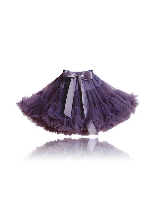 DOLLY BY LE PETIT TOM ® MALEFICENT PETTISKIRT deep purple