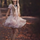 Thumbnail: DOLLY BY LE PETIT TOM ® SWEET QUEEN PETTISKIRT white - ballet pink
