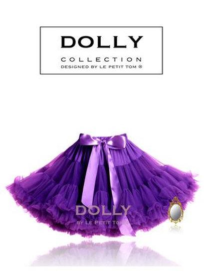 DOLLY BY LE PETIT TOM ® BEAUTY QUEEN PETTISKIRT purple