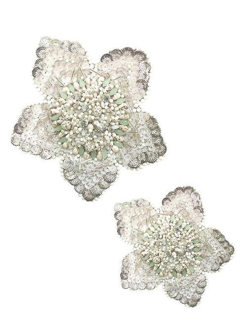 DOLLY by Le Petit Tom ®Dolly boho flower hair clip