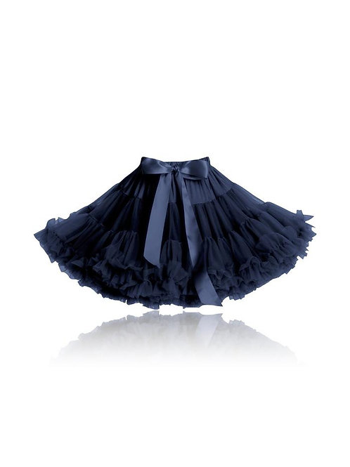DOLLY BY LE PETIT TOM ® SNOW QUEEN PETTISKIRT dark blue