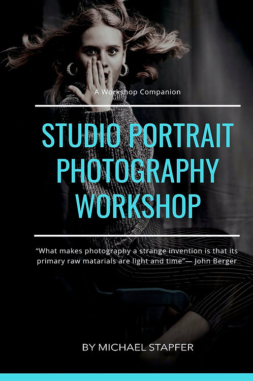 Introduction to Studio Portrait Photography