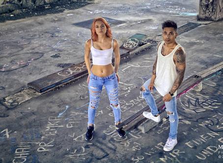 Sarina and Rafael