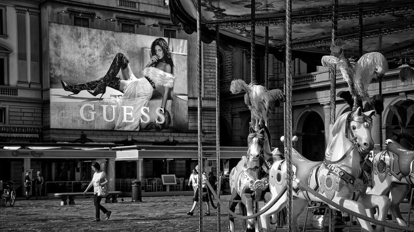 Venezian Street Scene