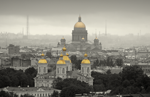 St. Petersburg Cathedrals