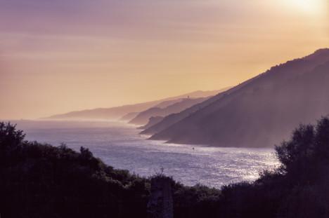 Biscayan Coastline