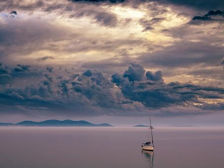 Bad Weather Landscape Photography