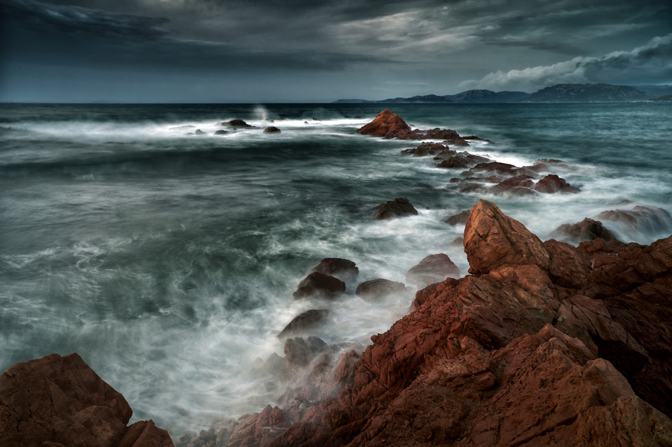 Palombaggia Beach (Corse)