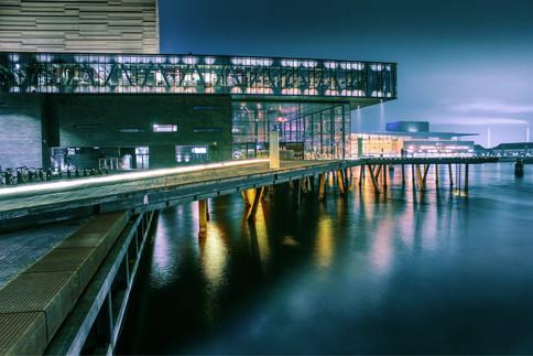 Copenhagen, Theatre (Skuespilhuset)