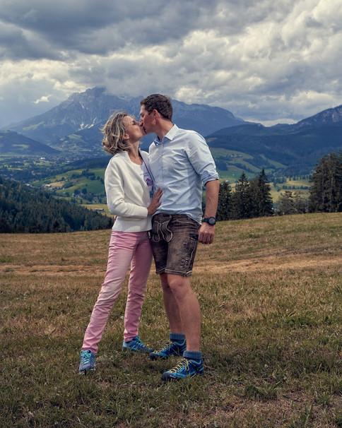Carolyn & Christoph