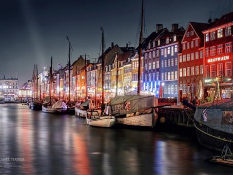 Copenhagen Night Photography