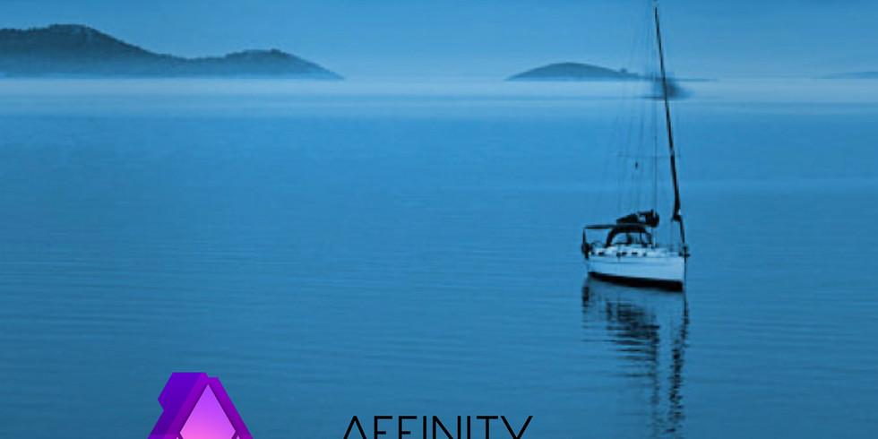 Workshop - Basic Image Editing with Affinity Photo