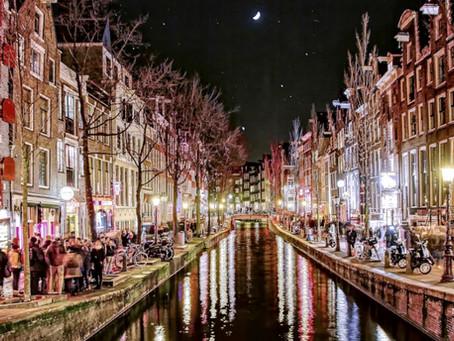 Amsterdam Night Photography