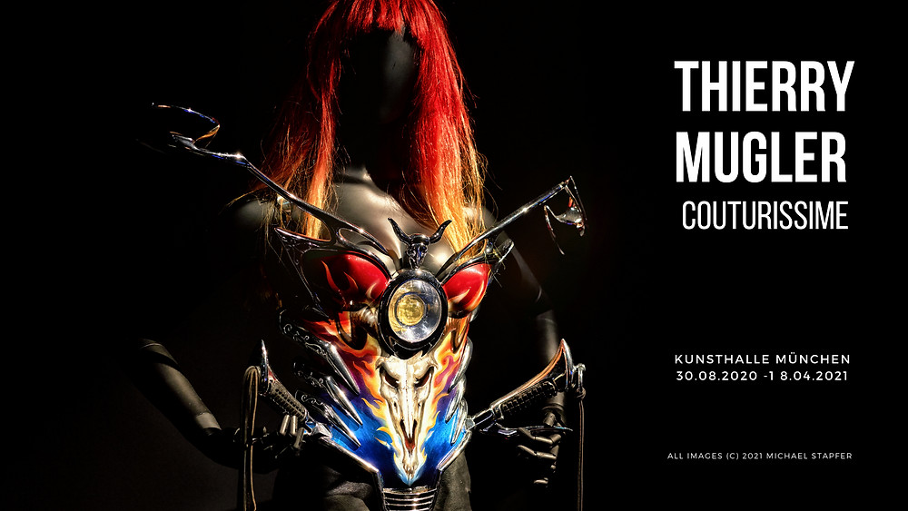 Thierry Mugler Couturissime Exhibition