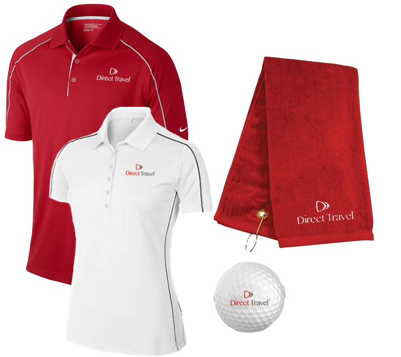 Direct Travel Golf Event