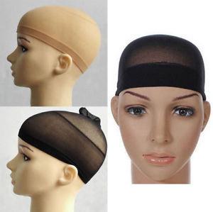 Pack of 2 nylon wig cap