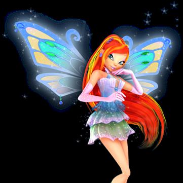 Bloom Enchantix Winx club wig commission