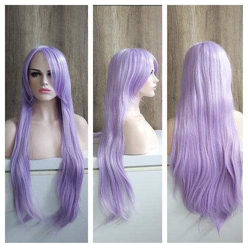 80 cm pale lilac wig