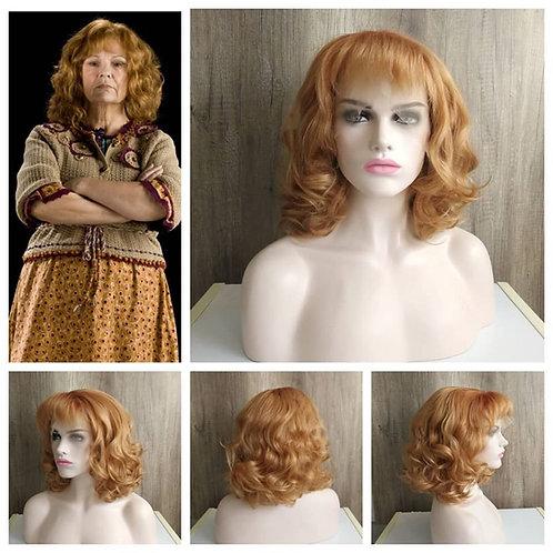 Pre-Order: Molly Weasly cosplay wig