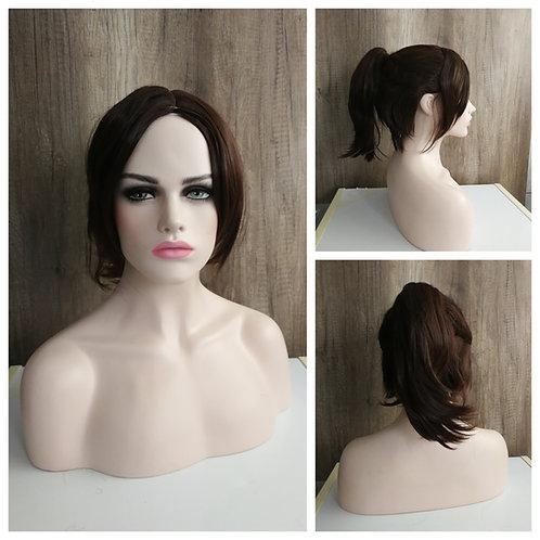30 cm brown ponytail wig