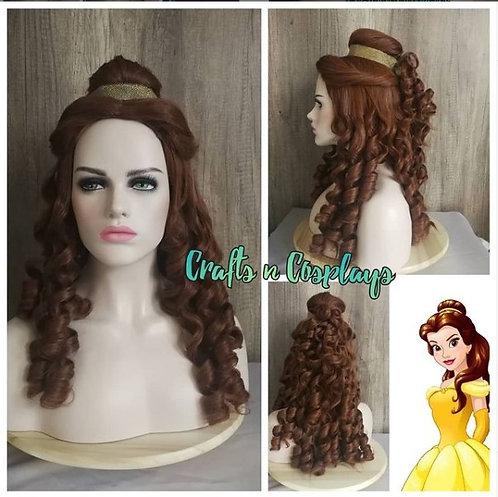 Pre-Order: Custom styled Belle Wig