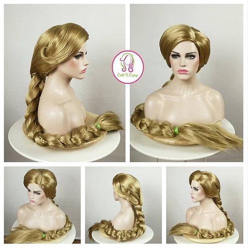 Pre-Order: Budget Rapunzel wig