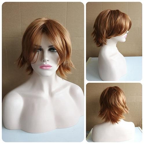 35 cm Caramel brown wig