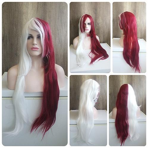 80 cm Todoroki Shoto BNHA wig