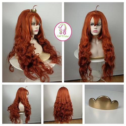 Bloom Winx Club wig commission