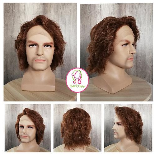 Anakin Skywalker wig commission