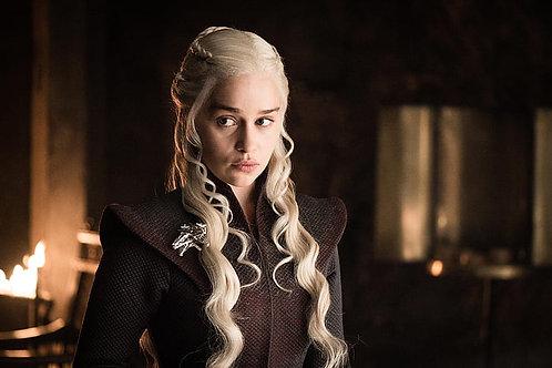 Daenerys Targaryen S7 wig commission