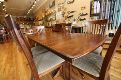 Handmade Amish Dining Table