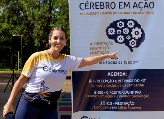 Cérebro em Ação - Ibirapuera - 3ª Edição