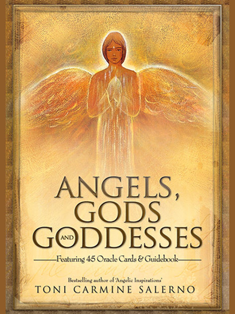 Angels, Gods and Goddesses Oracle Cards by Toni Carmine Salerno