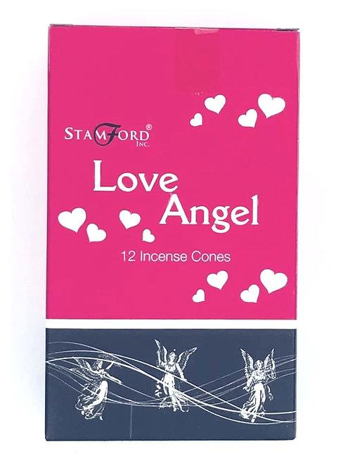 Love Angel Incense Cones