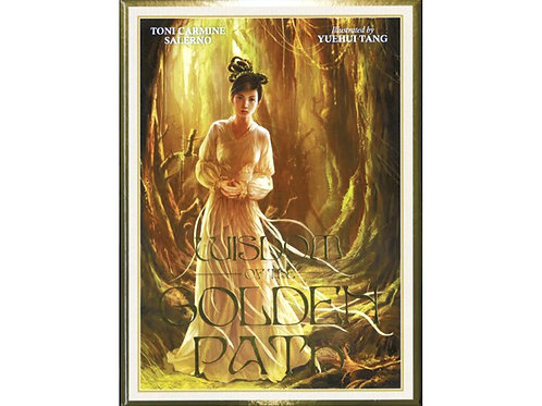 Wisdom of the Golden Path Oracle by Toni Salerno