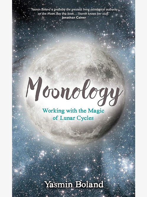 Moonology by Jasmin Boland